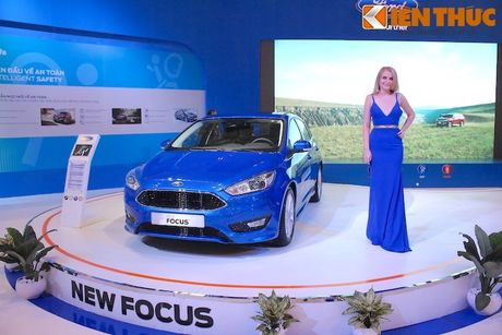 Ford Viet Nam dai ha gia Focus mong thoat 'e' - Anh 5