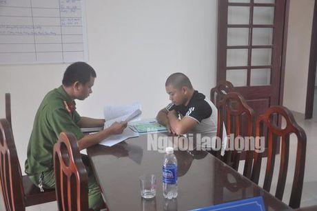 No sung ban nguoi o Quang Nam: Tranh nhau nhan la thu pham - Anh 1