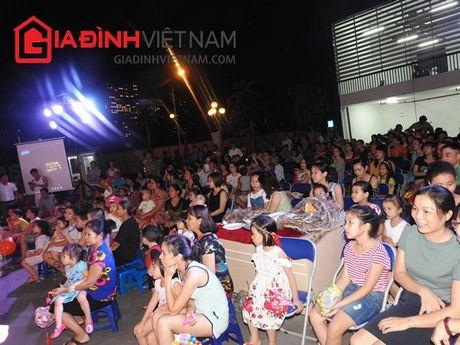 Trung thu sum vay tai Xuan Phuong Residence - Anh 1