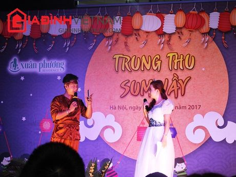 Trung thu sum vay tai Xuan Phuong Residence - Anh 2