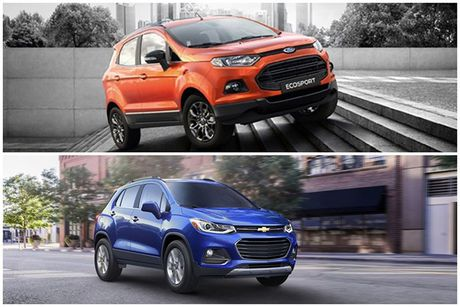 Chevrolet Trax giam gia gan 100 trieu 'dau' Ford EcoSport - Anh 10