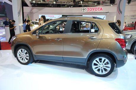Chevrolet Trax giam gia gan 100 trieu 'dau' Ford EcoSport - Anh 3