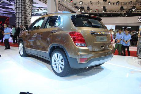 Chevrolet Trax giam gia gan 100 trieu 'dau' Ford EcoSport - Anh 4