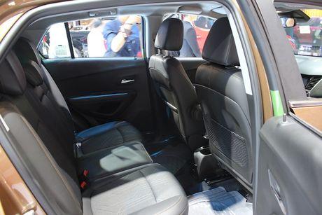 Chevrolet Trax giam gia gan 100 trieu 'dau' Ford EcoSport - Anh 6