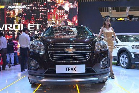 Chevrolet Trax giam gia gan 100 trieu 'dau' Ford EcoSport - Anh 9