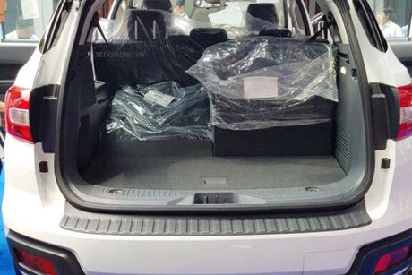 Xe Ford Everest Ambiente MT gia tu 850 trieu tai VN - Anh 8