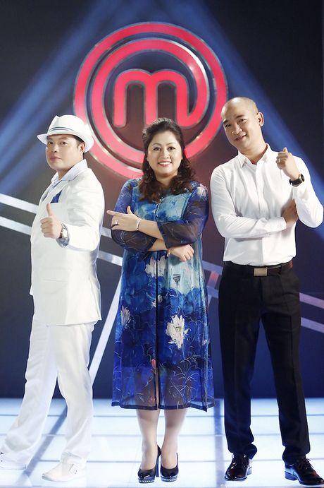 Ha Anh, An Nguy tham gia Vua dau bep - MasterChef 2017 - Anh 1