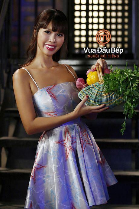 Ha Anh, An Nguy tham gia Vua dau bep - MasterChef 2017 - Anh 2