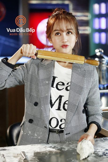 Ha Anh, An Nguy tham gia Vua dau bep - MasterChef 2017 - Anh 4