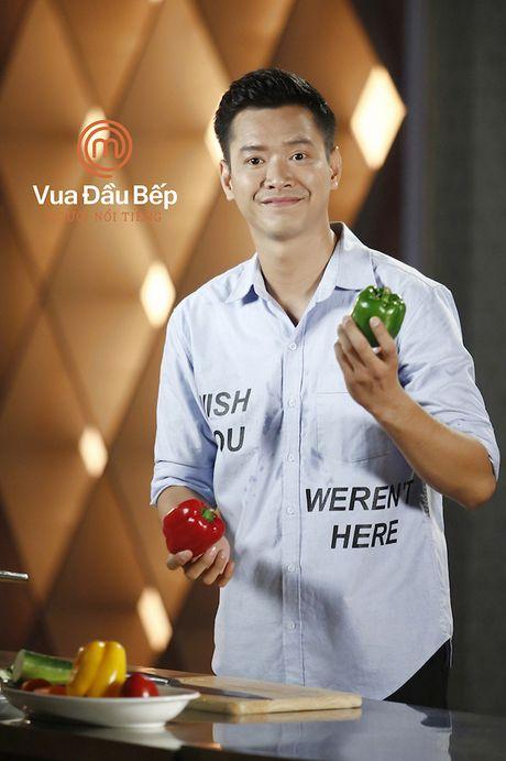 Ha Anh, An Nguy tham gia Vua dau bep - MasterChef 2017 - Anh 5