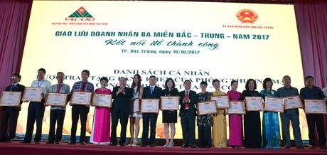 Giao luu doanh nhan 3 mien Bac – Trung – Nam 2017 - Anh 2