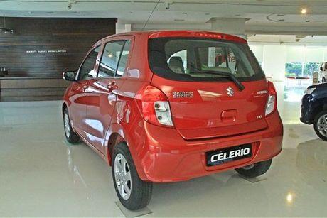 Suzuki 'chot gia' Celerio 2018 tu 144 trieu tai An Do - Anh 2