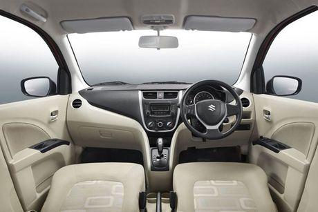 Suzuki 'chot gia' Celerio 2018 tu 144 trieu tai An Do - Anh 6