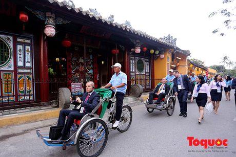 Hinh anh an tuong: Bo truong Tai chinh APEC dao pho co Hoi An - Anh 5