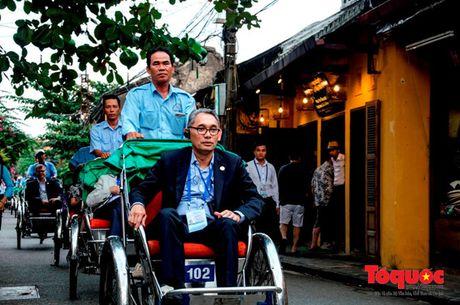 Hinh anh an tuong: Bo truong Tai chinh APEC dao pho co Hoi An - Anh 6