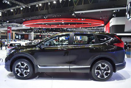 Honda CR-V 7 cho sap ban tai Viet Nam - Anh 1