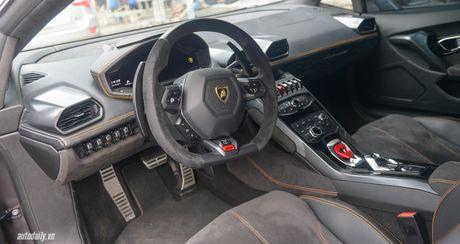 Lamborghini Huracan LP610-4 do cuc chat tai Sai Gon - Anh 14
