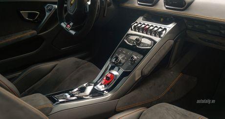 Lamborghini Huracan LP610-4 do cuc chat tai Sai Gon - Anh 15