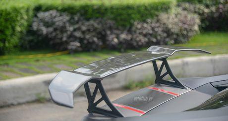 Lamborghini Huracan LP610-4 do cuc chat tai Sai Gon - Anh 7