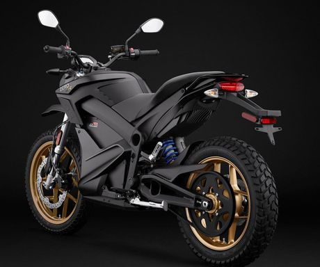 Zero Motorcycles 2018 - Xe dien sac 1 gio, chay hang tram cay so - Anh 2