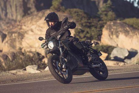 Zero Motorcycles 2018 - Xe dien sac 1 gio, chay hang tram cay so - Anh 4