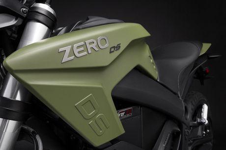 Zero Motorcycles 2018 - Xe dien sac 1 gio, chay hang tram cay so - Anh 5