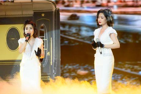 Giang Hồng Ngọc khiến giám khảo ngỡ ngàng vì quá xinh đẹp, sang chảnh 4