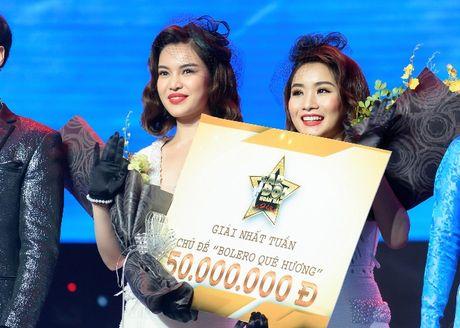 Giang Hồng Ngọc khiến giám khảo ngỡ ngàng vì quá xinh đẹp, sang chảnh 8