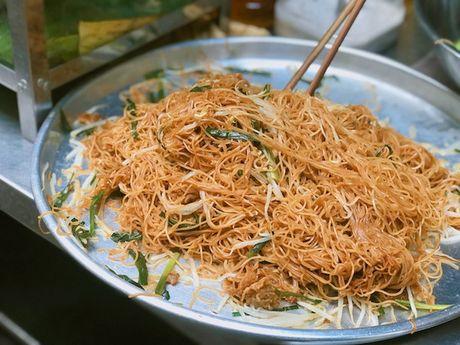 Bun Num Bo Choc - huong vi bun ca den tu Campuchia o cho Ho Thi Ky, TP.HCM - Anh 10
