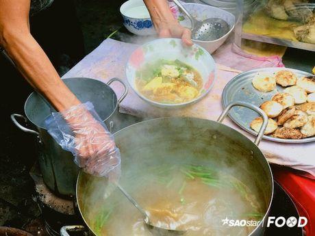 Bun Num Bo Choc - huong vi bun ca den tu Campuchia o cho Ho Thi Ky, TP.HCM - Anh 2