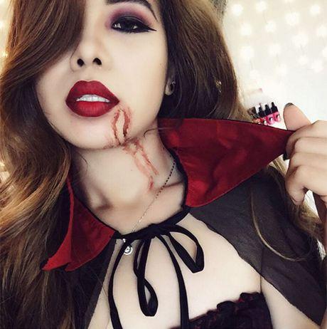 Trang phuc Halloween cuc chat 2017 - Anh 2