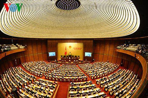 Hôm nay, khai mạc Kỳ họp thứ 4 Quốc hội khoá XIV